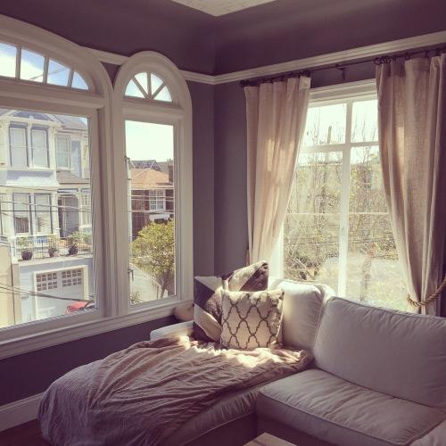Jackie's apartment