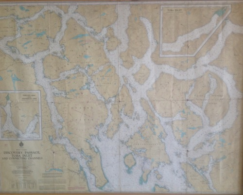 Map of Desolation